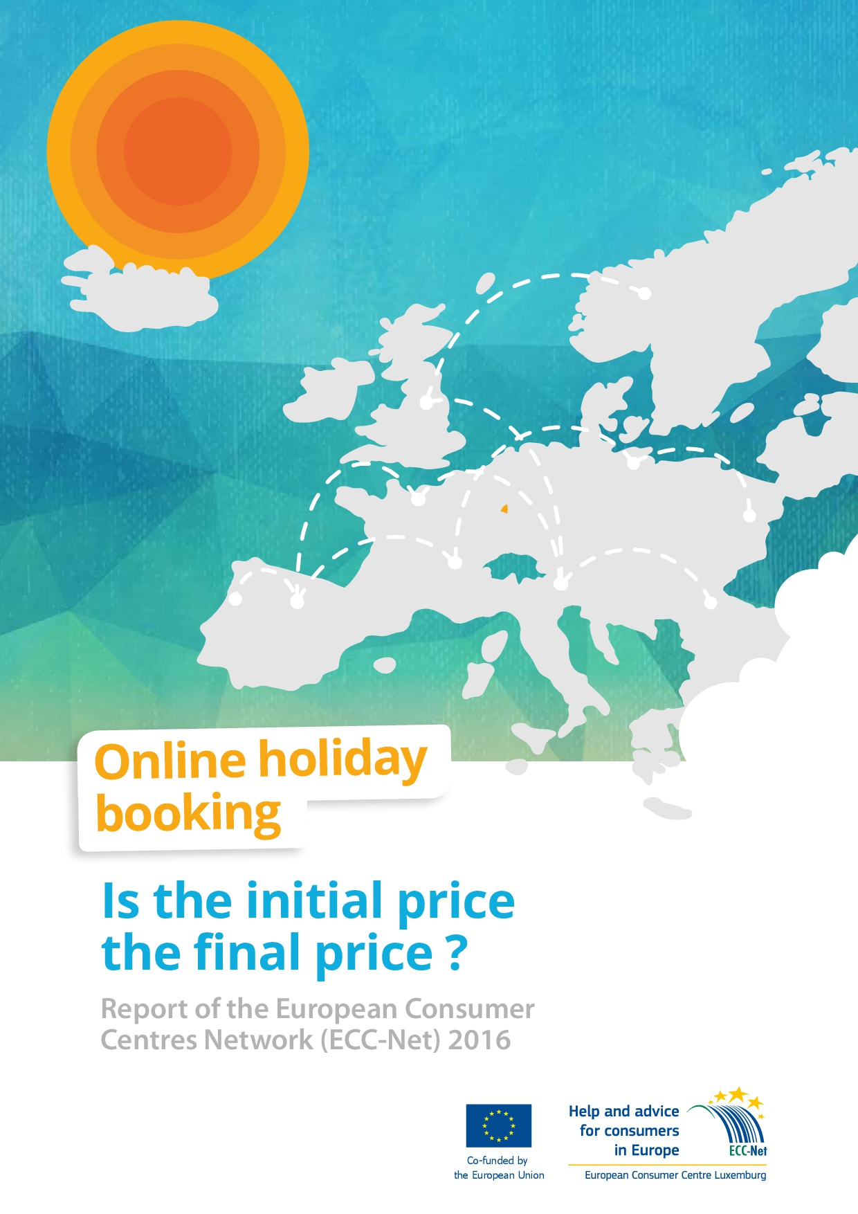 Have you ever wanted to book a flight, and then realized that the final price is higher than announced?