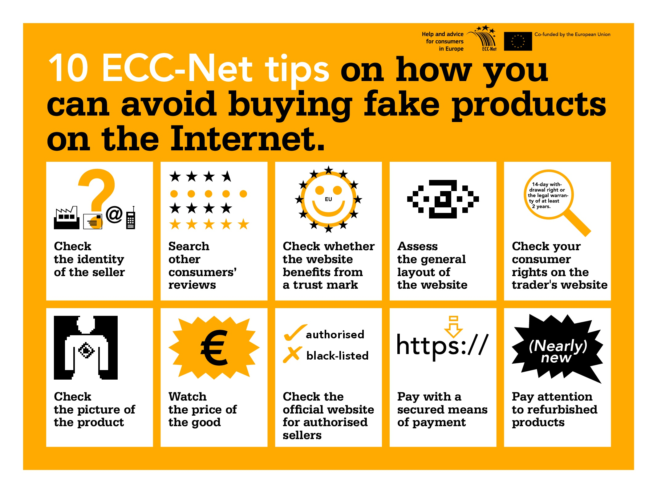 Is it safe to buy counterfeit goods? - European Consumer Centre